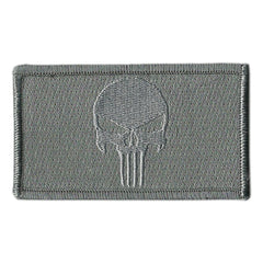 "2"" x 3.5"" Punisher Tactical Patch - Made to Fit- 5.11/Rothco caps"