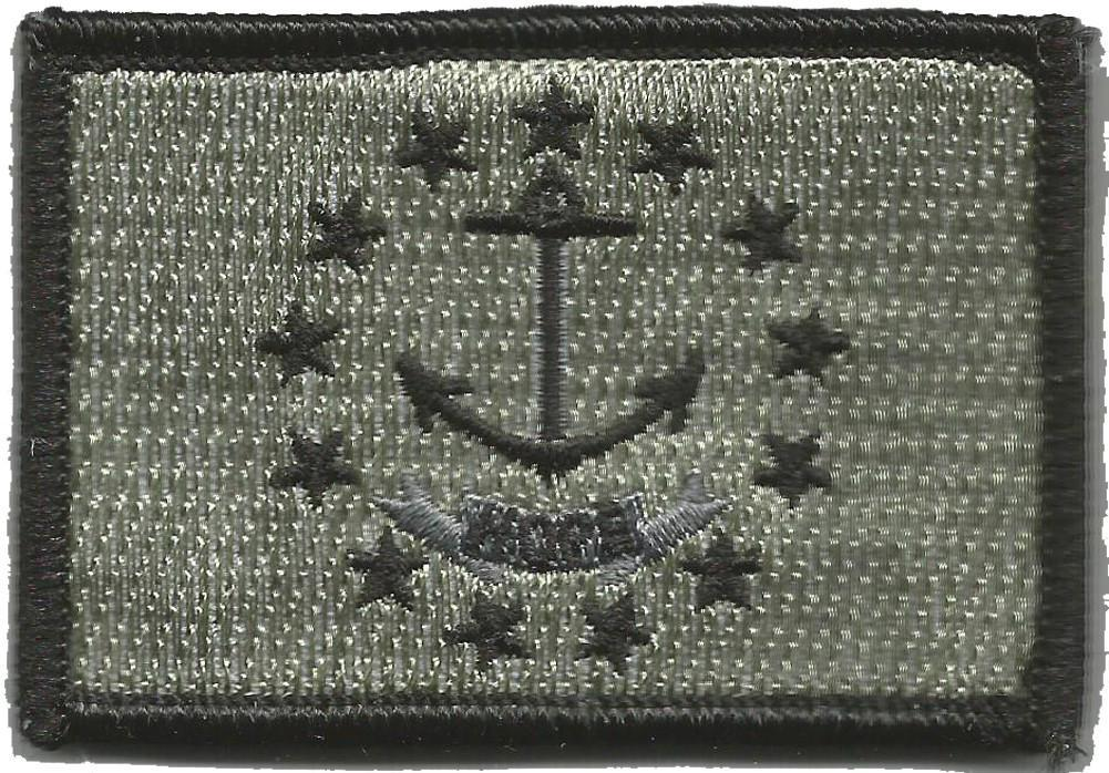 Rhode Island - Tactical State Patch