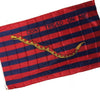 South Carolina Colonial Navy 3'x5' Polyester Flag