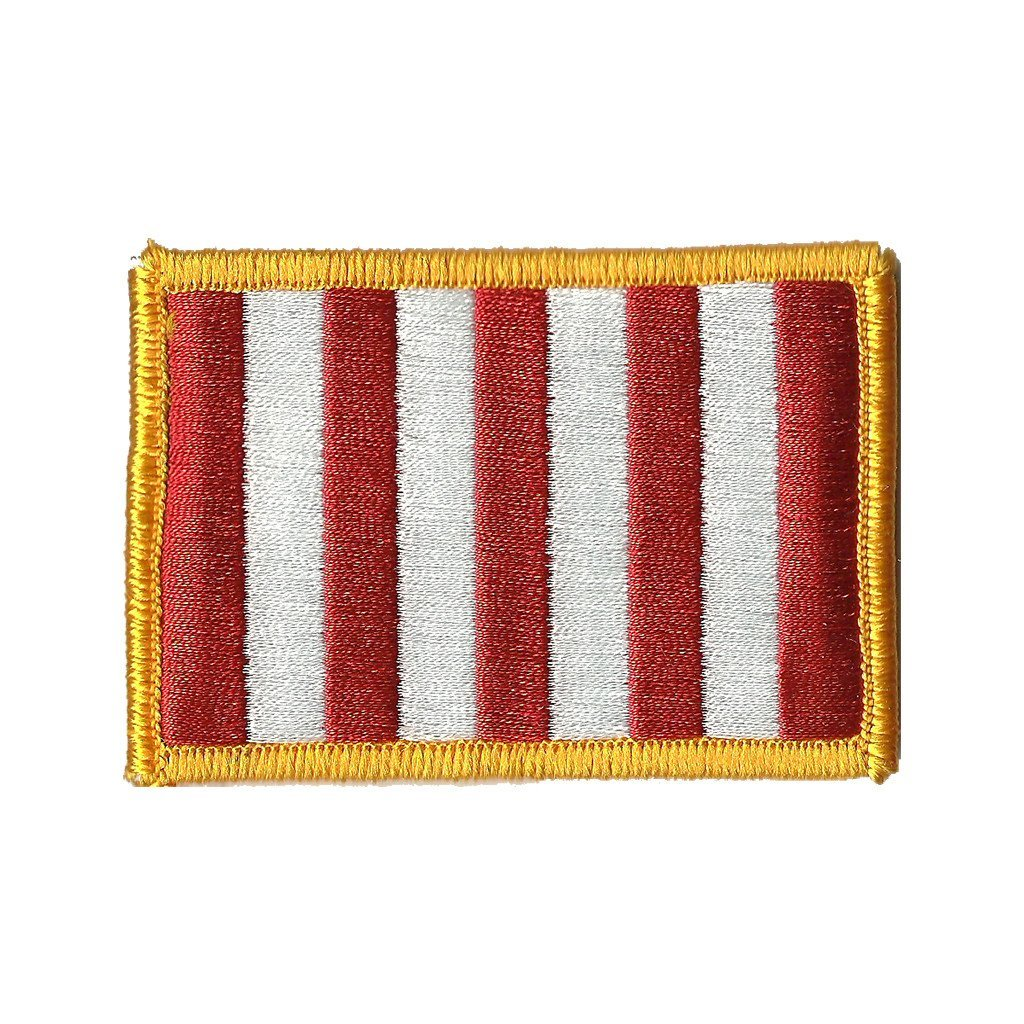 "2""x3"" Rebellious Stripes - Sons Of Liberty"