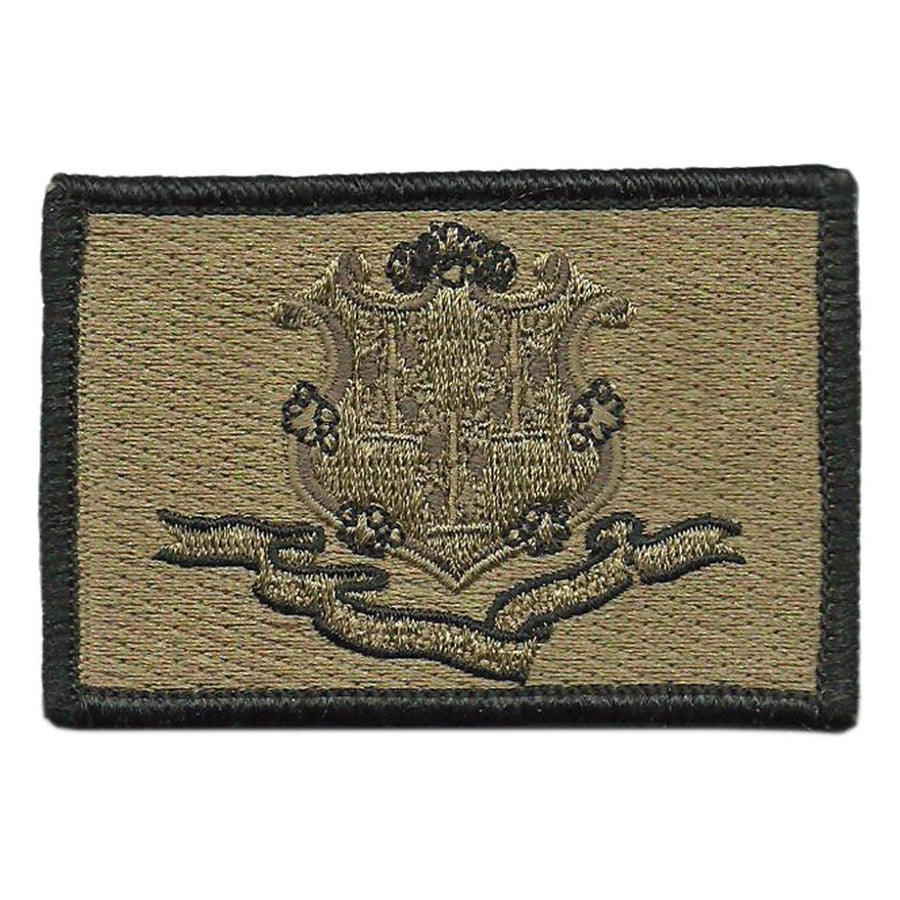 Connecticut - Tactical State Patch