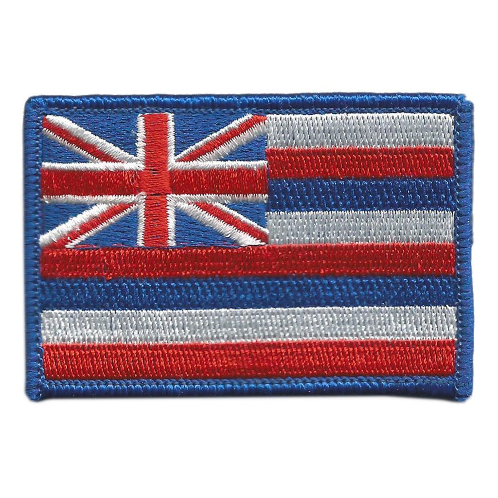 Hawaii - Tactical State Patch