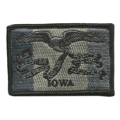 Iowa- Tactical State Patch