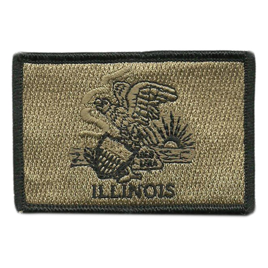 Illinois - Tactical State Patch