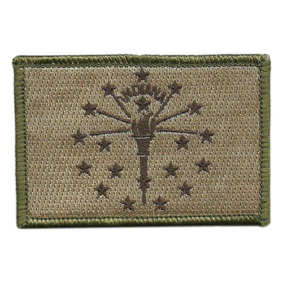 Indiana - Tactical State Patch