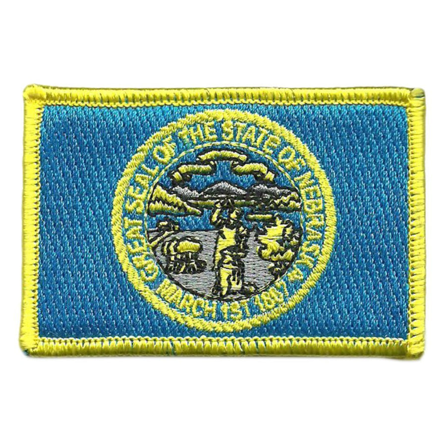 Nebraska - Tactical State Patch