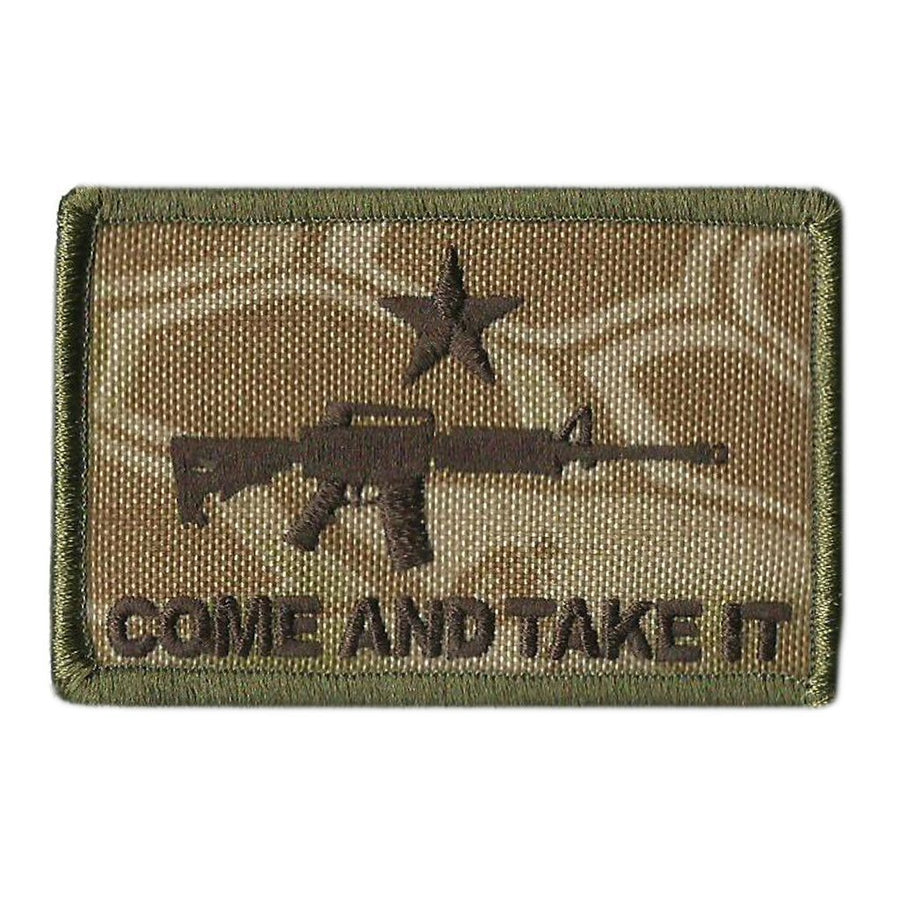Kryptek-Highlander Come and Take It Tactical Patch