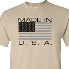 Made in USA Sand T-Shirt
