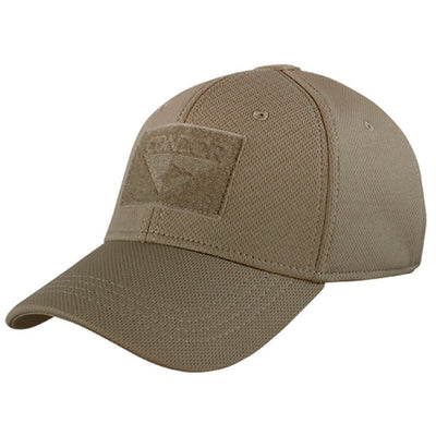 Build Your Fitted Tactical Cap - Coyote Brown
