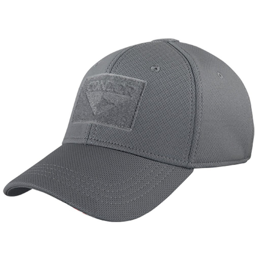 Build Your Fitted Tactical Cap - Graphite