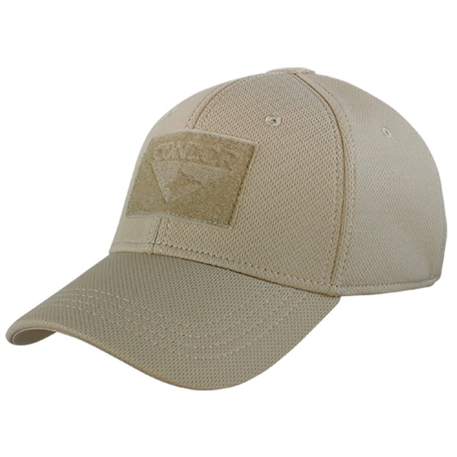 Build Your Fitted Tactical Cap - Tan