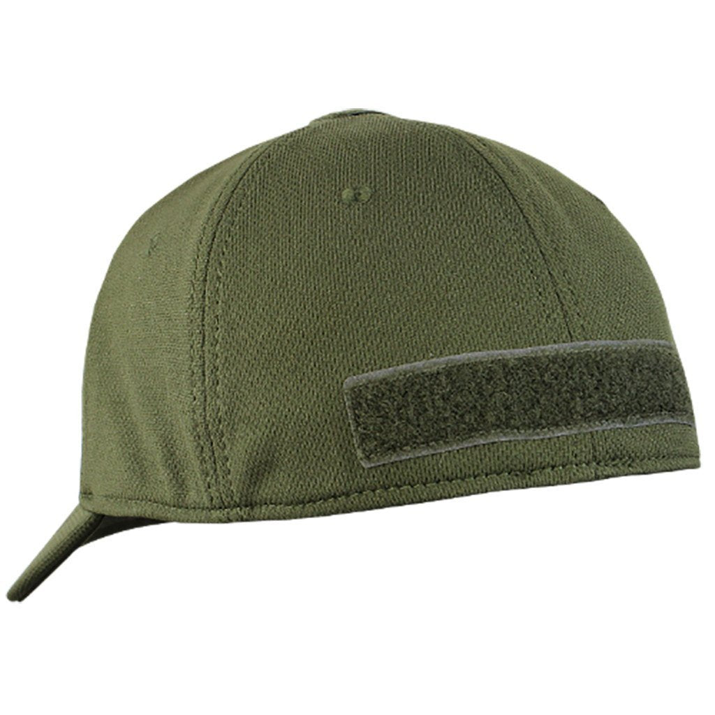 Build Your Fitted Tactical Cap Black Gadsden And Culpeper