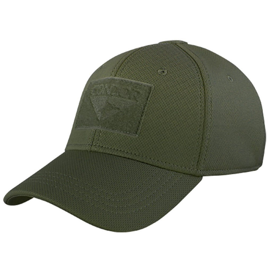 Build Your Fitted Tactical Cap - Olive Drab