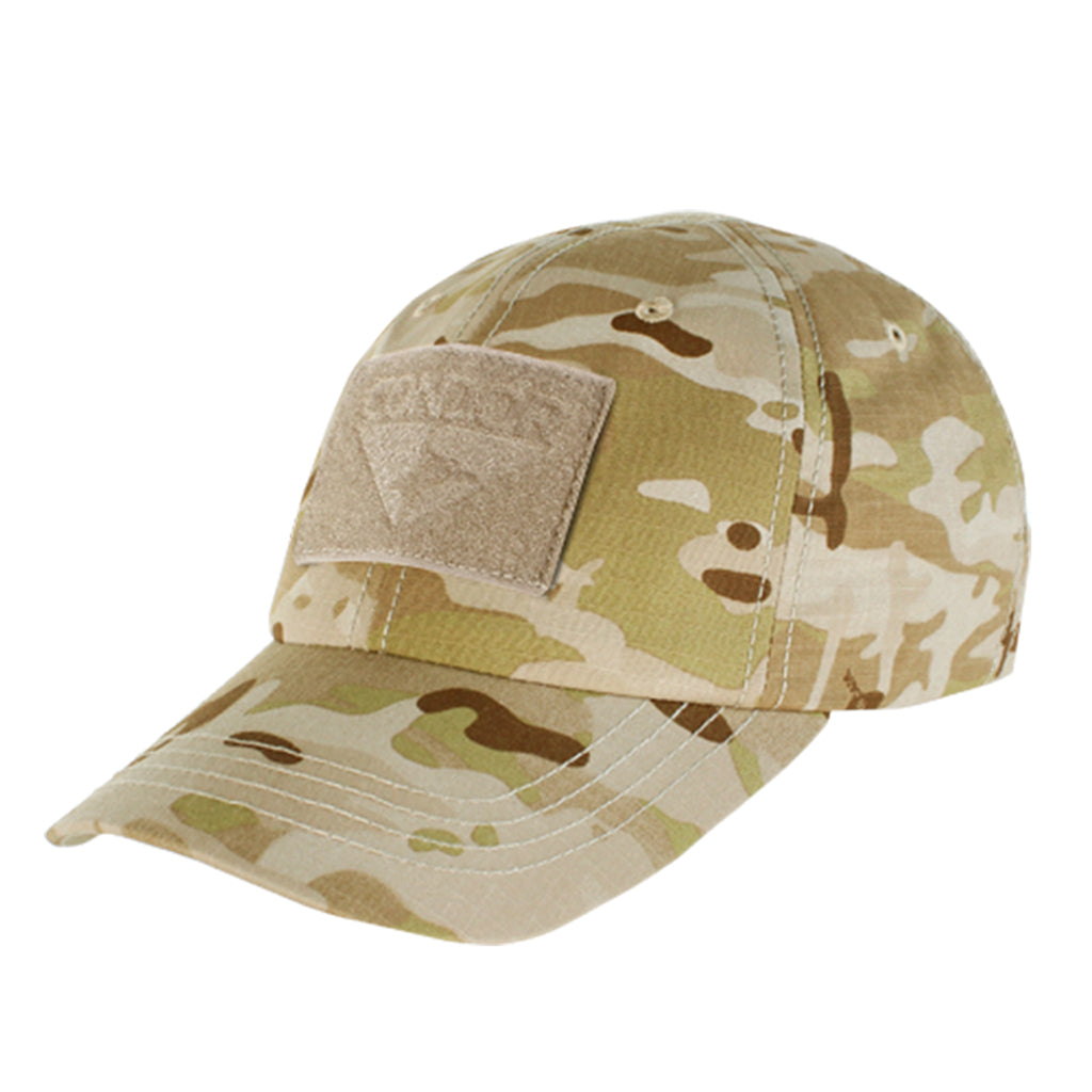 Build A Kryptek/Multicam/Atacs Tactical Cap - Choose Hat & 2 Patches