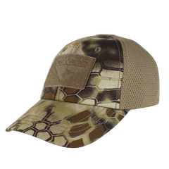Mesh Camo Tactical Hat Builder - Highlander