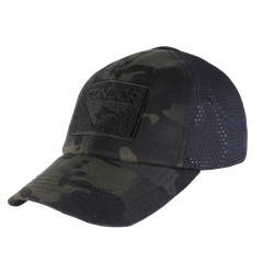 MULTICAM-Black Mesh Tactical Cap