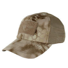 Mesh Camo Tactical Hat Builder - Nomad