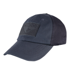 Condor Mesh Tactical Cap - Navy Blue