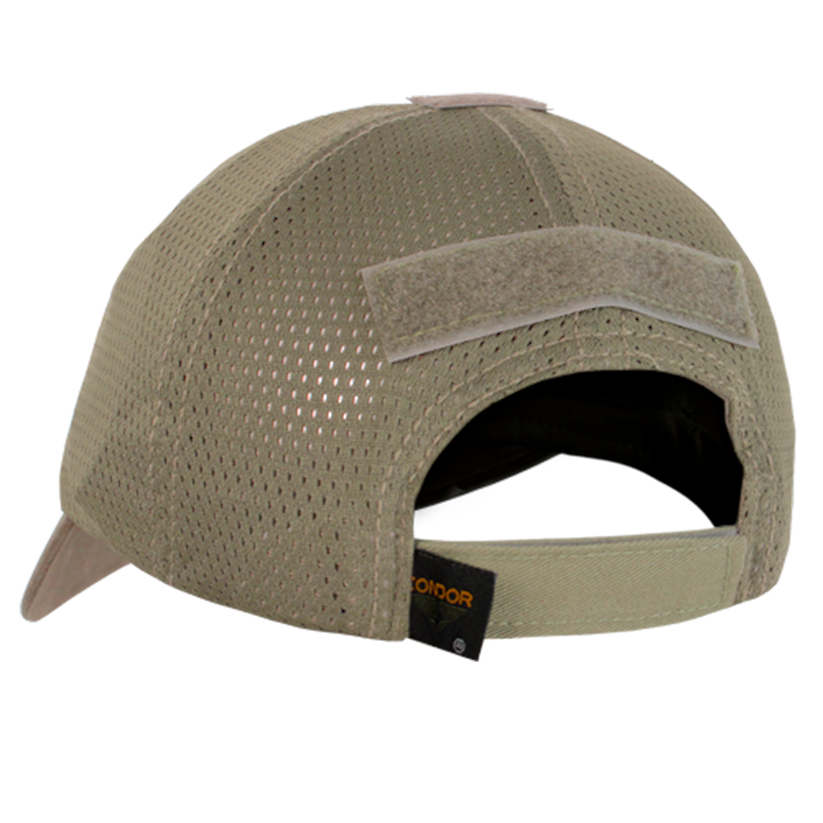 Condor Tan Tactical Mesh Cap