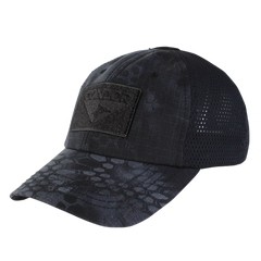 Mesh Camo Tactical Hat Builder - Typhon
