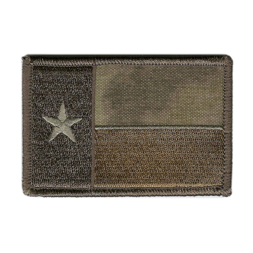 "ATACS-AU - Texas Tactical Patch - 2"" x 3"""