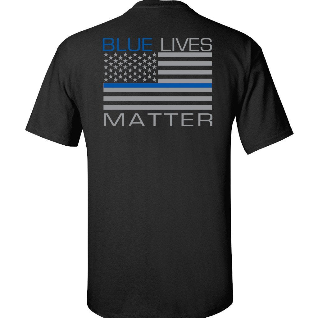Blue Lives Matter T-Shirt