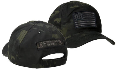 MULTICAM-Black Bundle - Tru-Spec + Gadsden & Culpeper