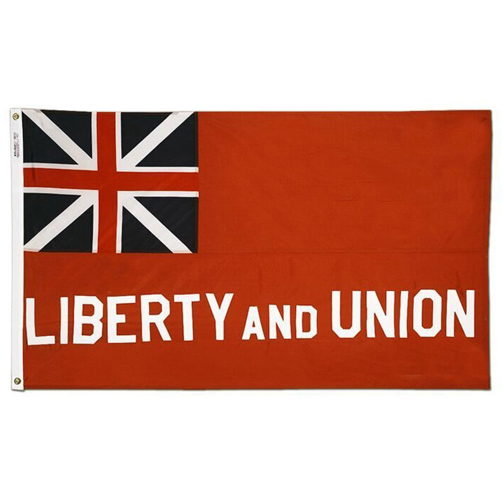 3x5 ft The Taunton Nylon Flag - Annin Co.