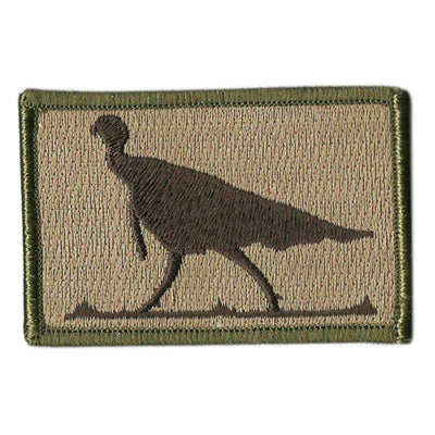 "2""x3"" Turkey Tactical Patch"