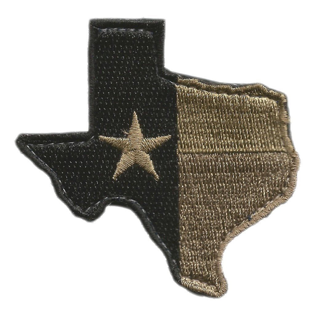 Texas Patch - Die-Cut