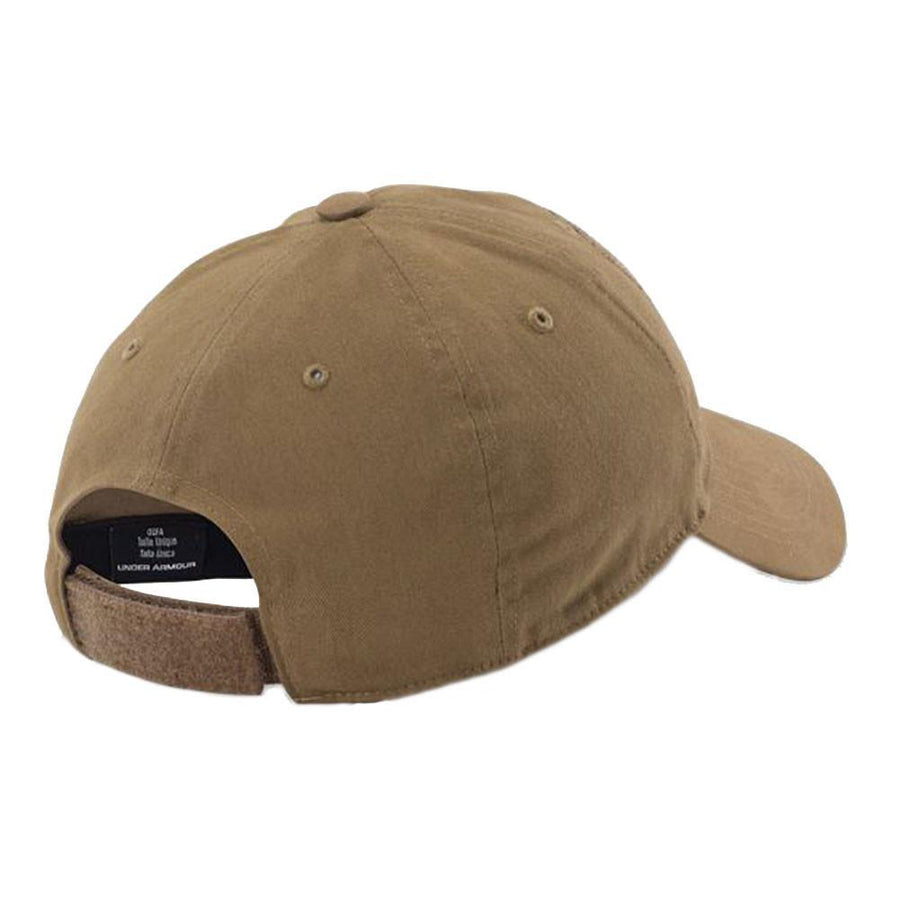 Under Armour Tactical Cap - Coyote