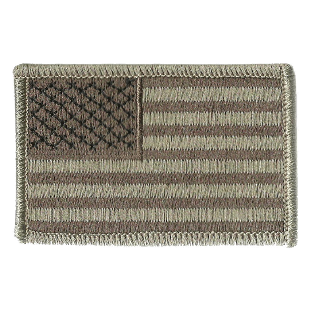 "2x3"" USA FLAG PATCH for Tactical Cap"