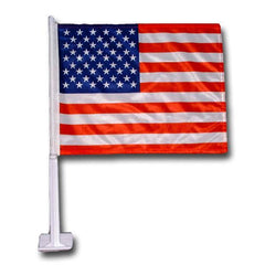 USA Premium Car Flag