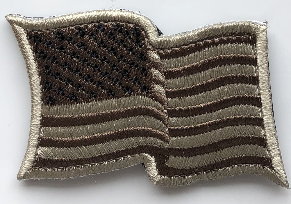 "2x3"" USA Waving Flag Patch"