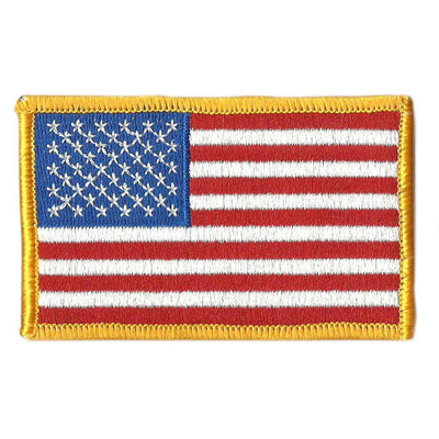 USA Shoulder Patches