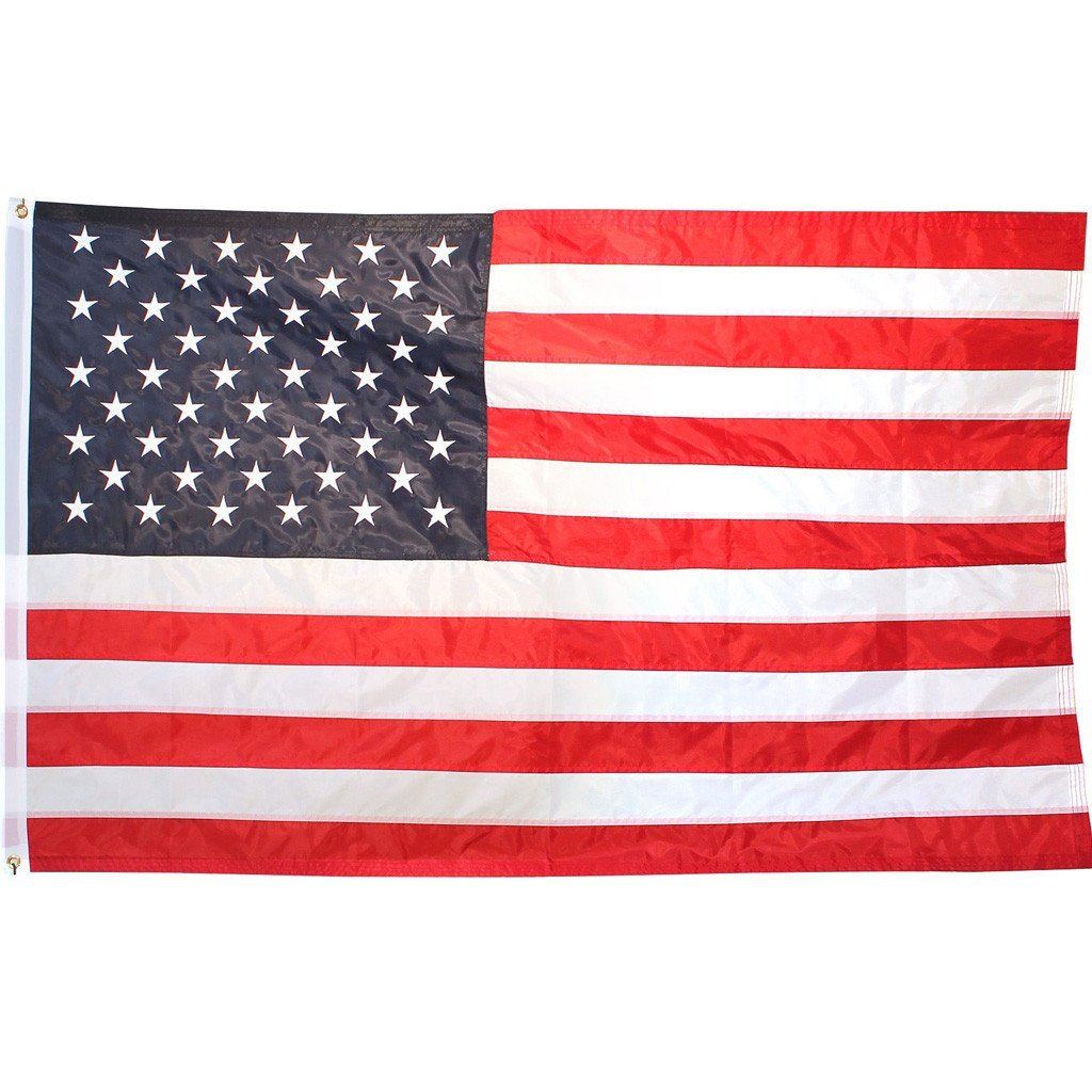 3x5 50 Star USA Super-Poly Flag