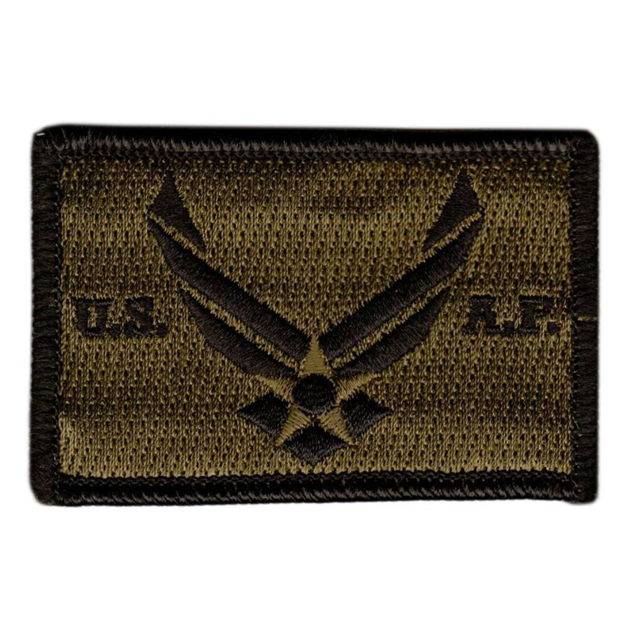 "2""x3"" Air Force Tactical Hat Patches"