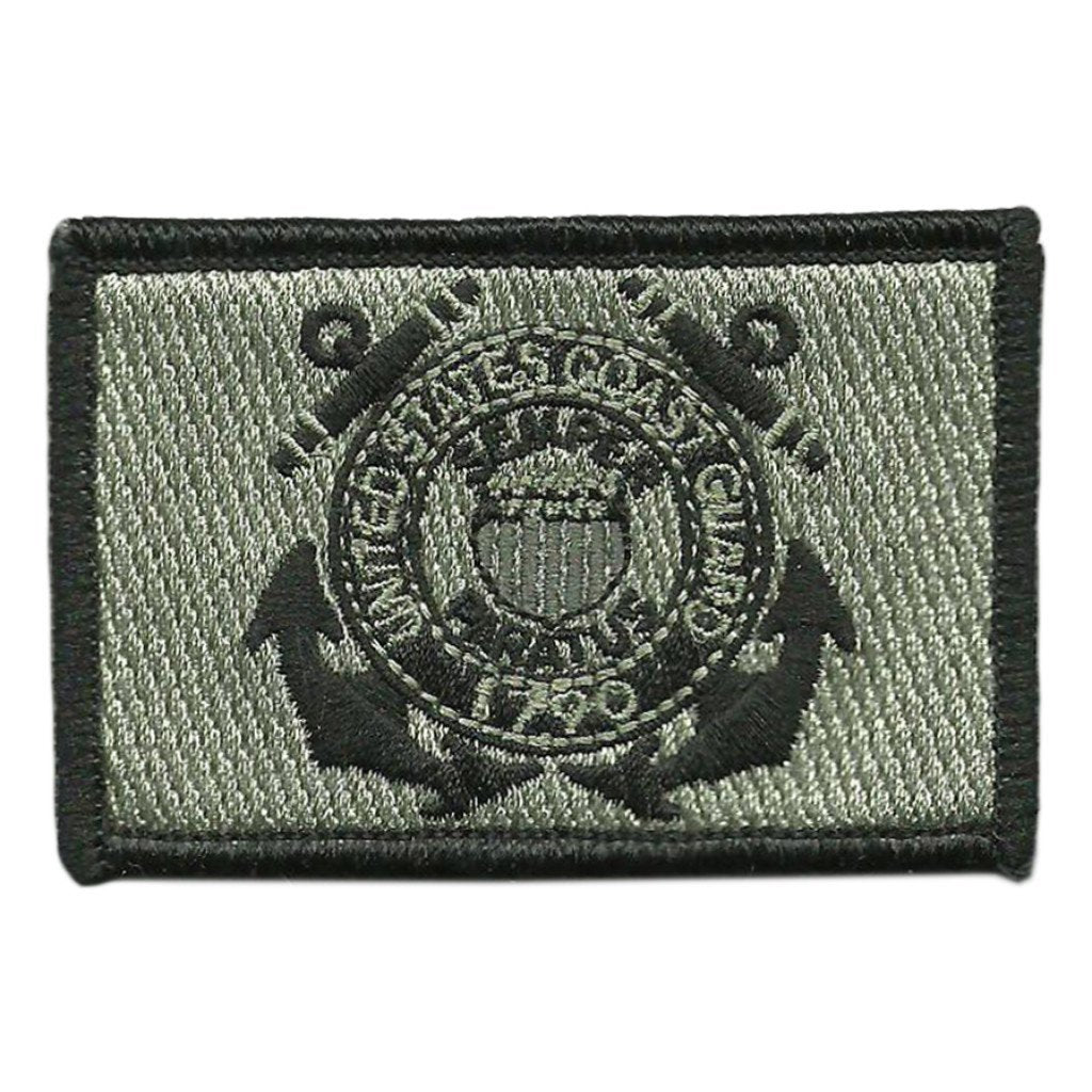 "2""x3"" US Coast Guard Tactical Patches"