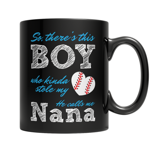Limited Edition - So, There's this Boy who kinda stole my heart. He calls me Nana (baseball)