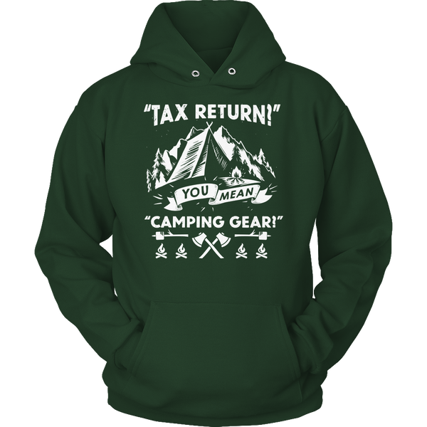 Limited Edition - Tax Return- Camping
