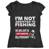 Limited Edition - I'm not addicted to fishing 2