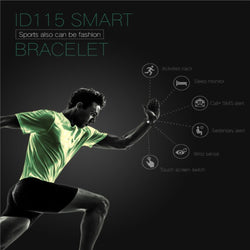 Bluetooth Smart Fitness Tracker Heart Rate Monitor