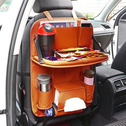 Back Car Seat Hanging Organizer