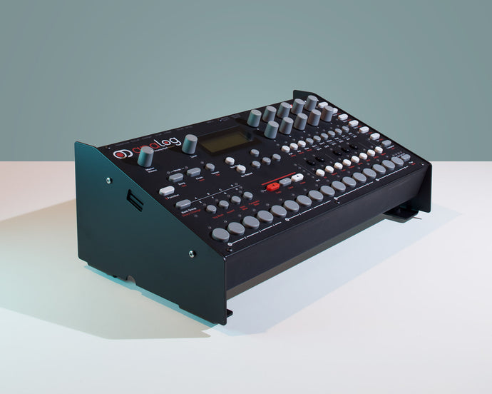 Standard 1-tier Elektron stand (20º angle), powder coated