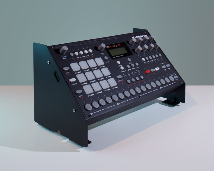 Elektron stand analogrytm analogfour machinedrum monomachine octatrack