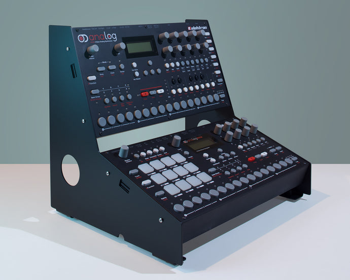 Standard 2-tier Elektron stand, powder coated