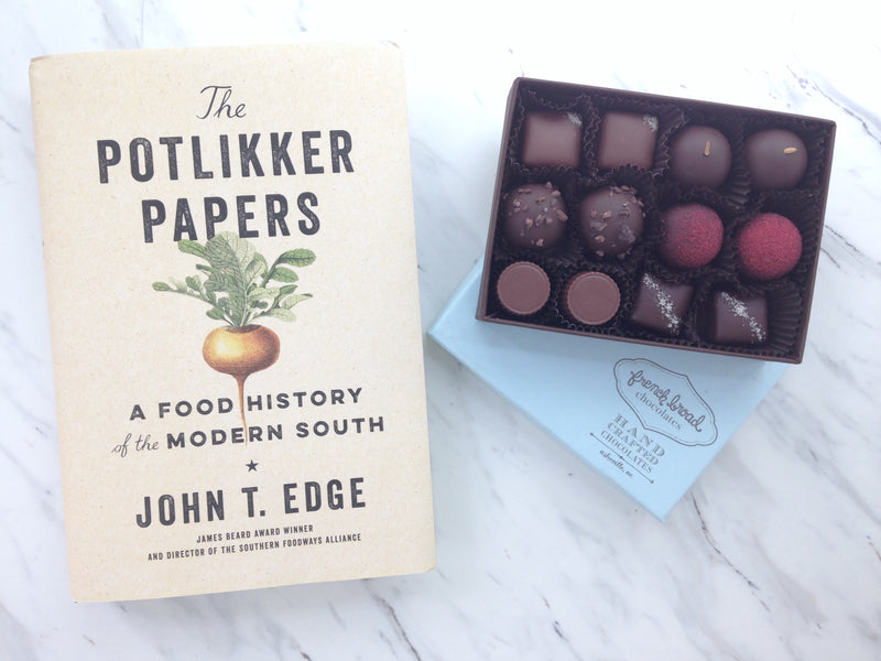 Giveway! | Asheville Grown Collection + The Potlikker Papers!