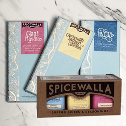 Ultimate Spicewalla Collection - A Set of 3 Bars & 3 Collaborative Herbs & Spices