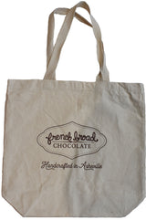 French Broad Chocolate Tote Bag