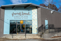 10 & 11:30 am Saturday 1 Hour Tours - French Broad Chocolate Factory & Cafe - 821 Riverside Drive